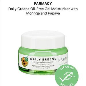 BNIB farmacy daily greens moisturizer
